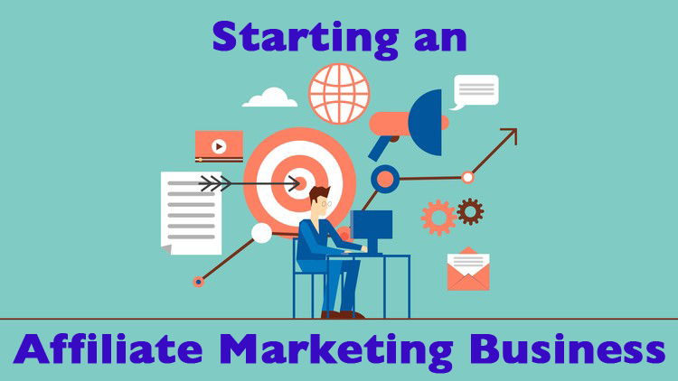 Affiliate Marketing – 6 Steps to Make Money in Affiliate Marketing